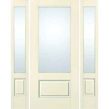 Traditional 3/4-Lite 1-Panel S-2200